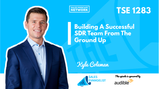 Building your SDR team