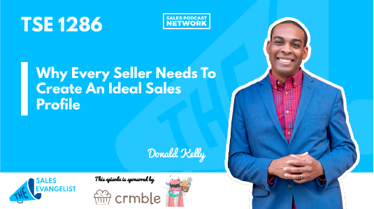 Ideal Seller Profile with Donald Kelly