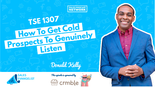 make your cold prospects listen