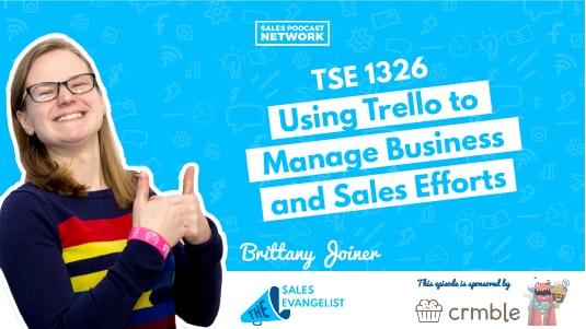 Using Trello for Sales