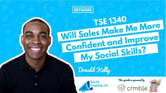 Sales and Self esteem