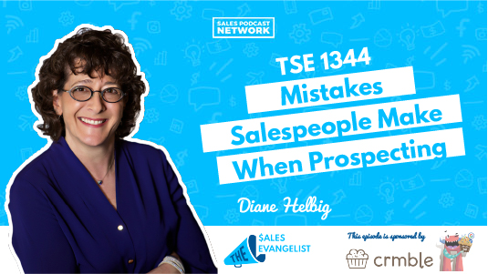 Mistakes in Prospecting