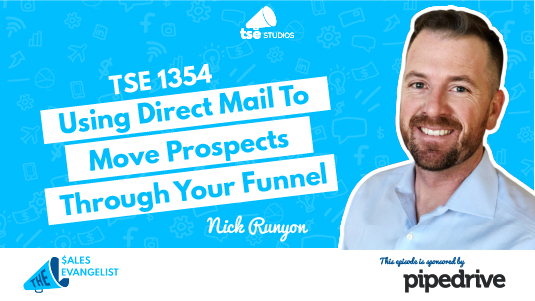 Using Direct Mail to Move Prospects