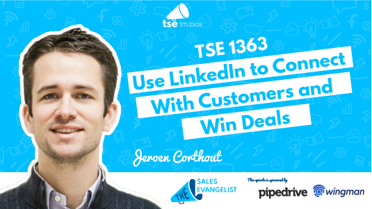 Use LinkedIn to Win deals
