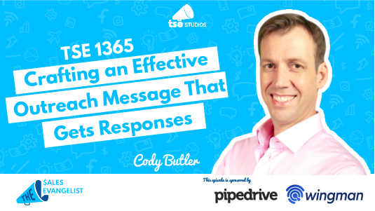 Outreach messaging