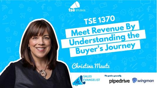 Christina Mautz, Understand buyers' journey