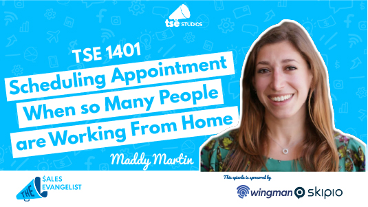 Maddy Martin, Scheduling Appointments