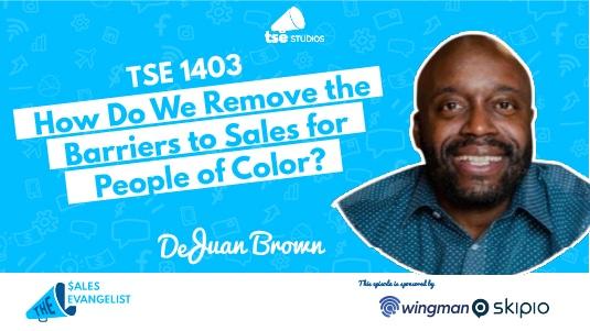 DeJuan Brown, People of Color
