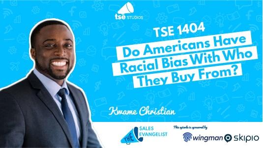 Kwame Christian, Racial Bias