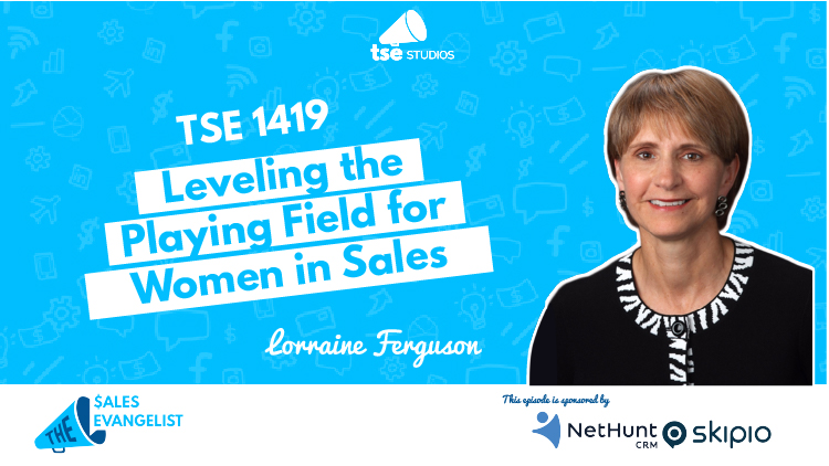 Lorraine Ferguson, Leveling the playing field for women