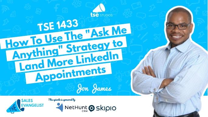 Jon James, LinkedIn